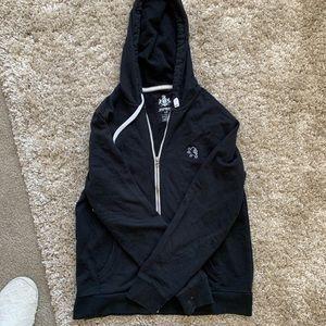 Express zip up hoodie